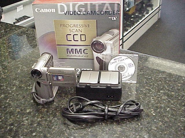 Canon Elura 2 mc Digital Video