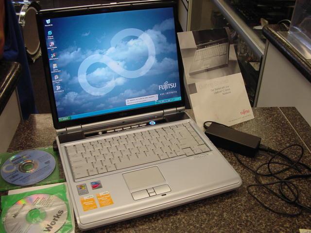 Fujitsu LifeBook C Series