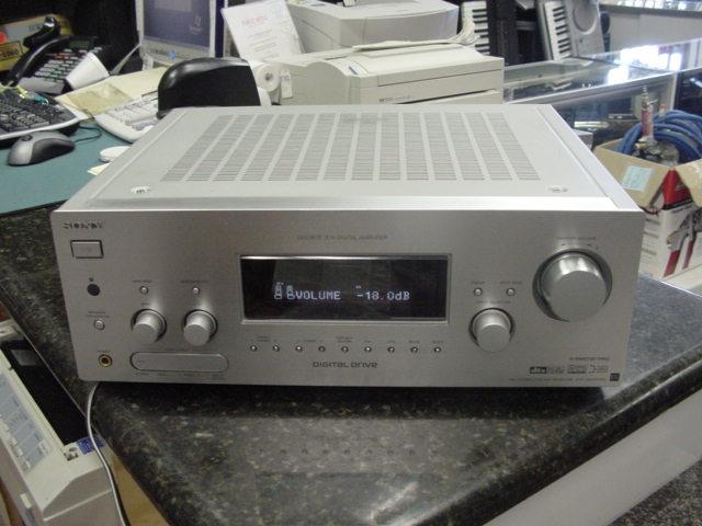 sony s master digital amplifier instructions